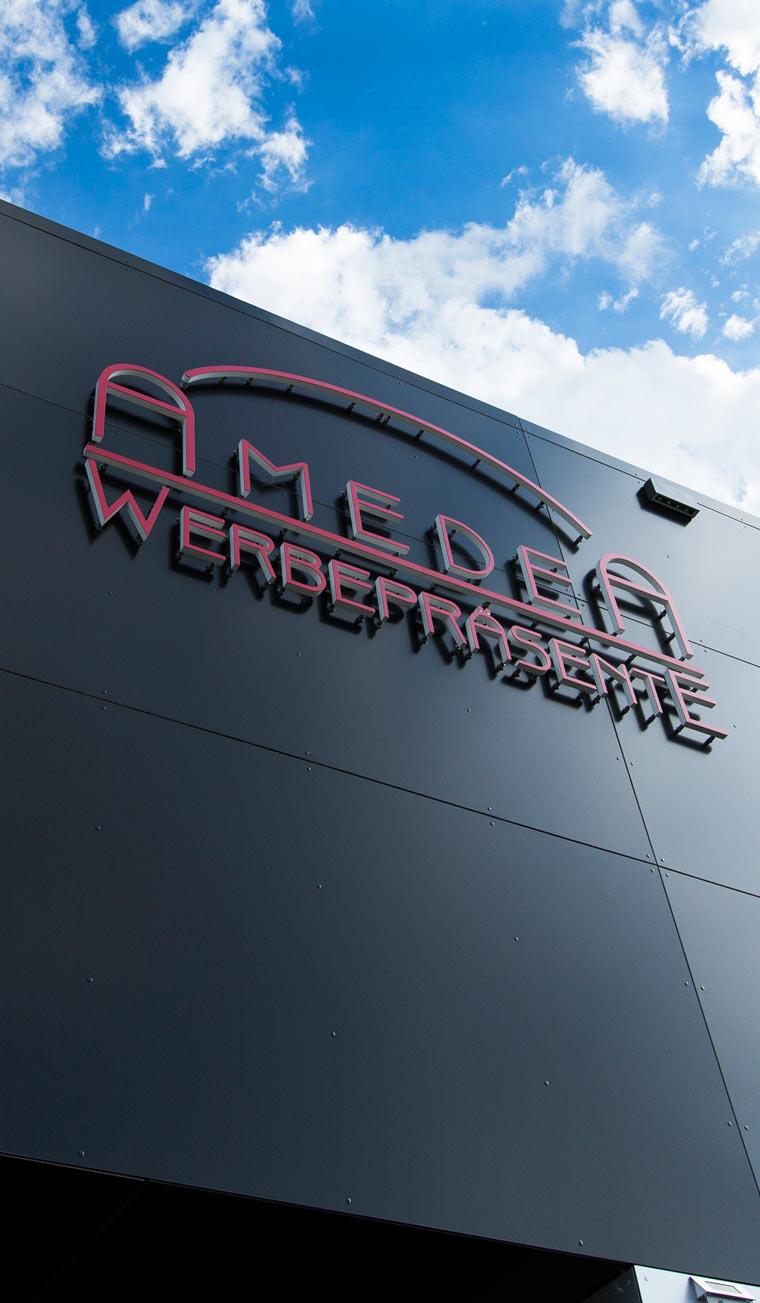 Werbegeschenke München - AmedeA Werbepräsente - Firmenbeschriftung