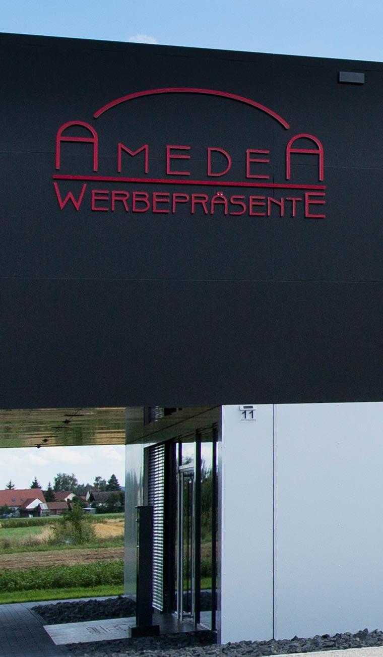 Werbegeschenke in Ingolstadt – mit Ihrer Full-Service-Agentur AmedeA