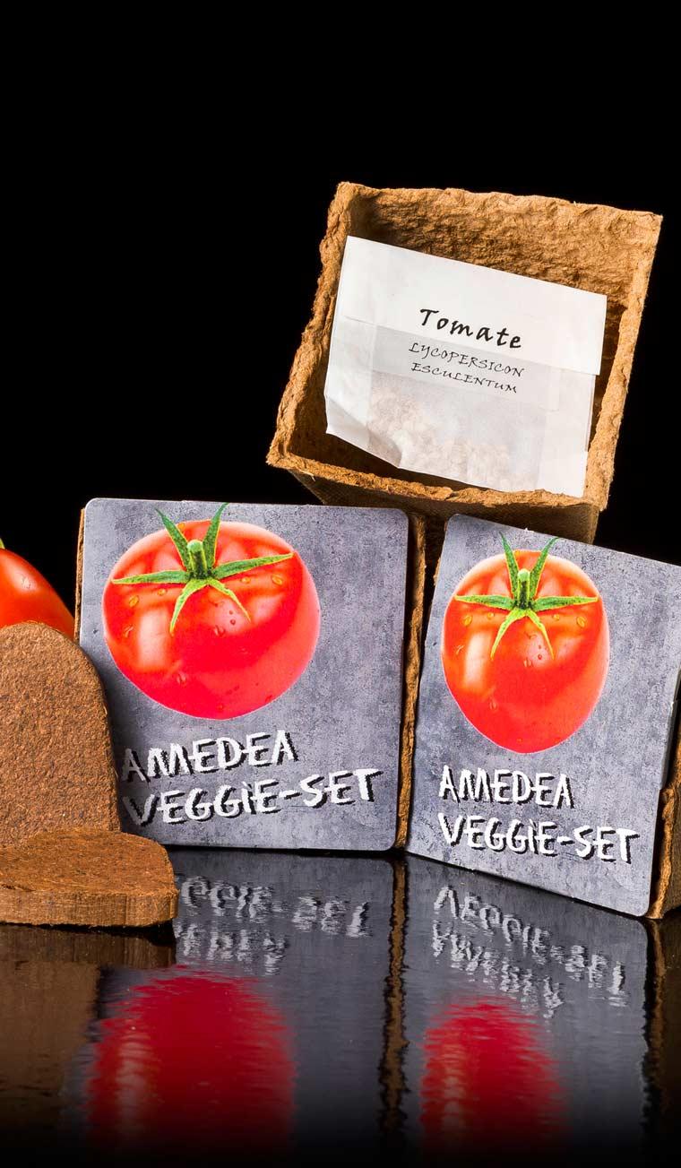 AmedeA Werbepräsente Ingolstadt - Veggie-Set